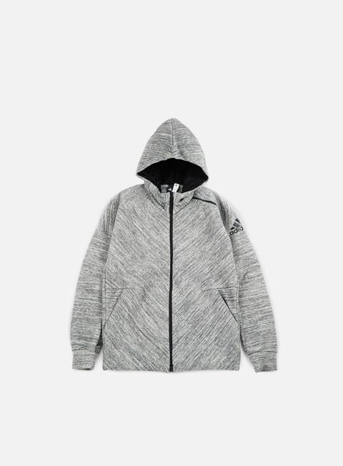 Zip hoodie Adidas Originals ZNE Travel Hoody