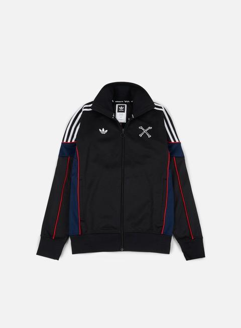 Zip hoodie Adidas Skateboarding Bonethrower Track Jacket