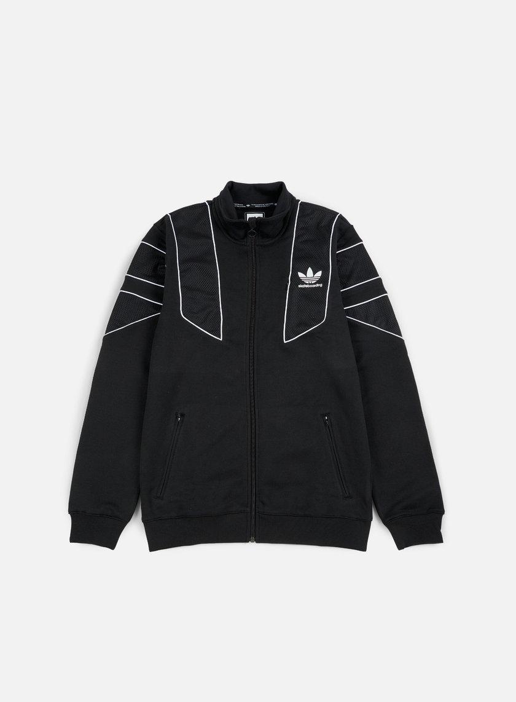 Adidas Skateboarding - EQT Track Jacket, Black