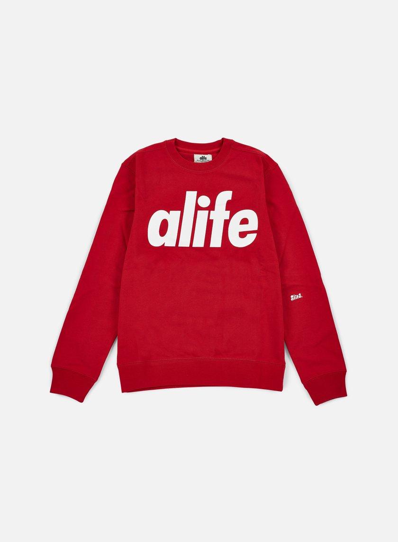 Alife Core Logo Crewneck