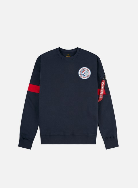 Crewneck Sweatshirts Alpha Industries Apollo 15 Crewneck