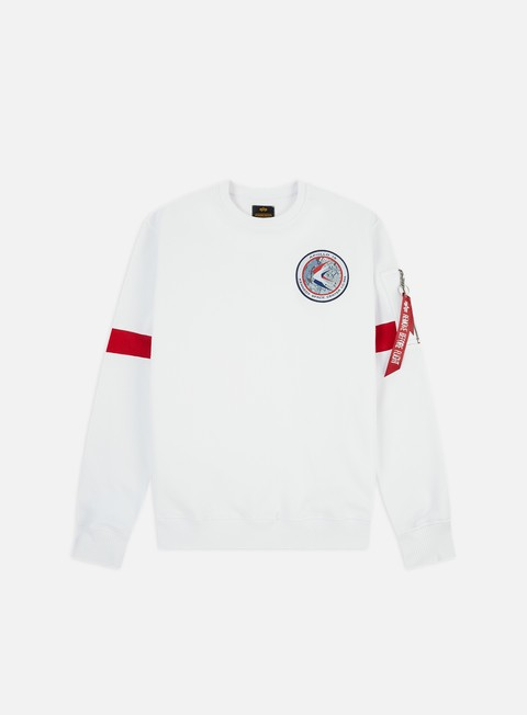 Felpe Girocollo Alpha Industries Apollo 15 Crewneck
