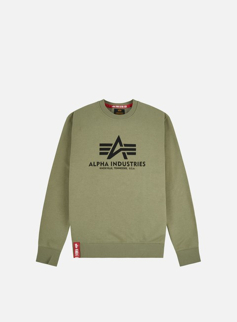 Alpha Industries Basic Crewneck