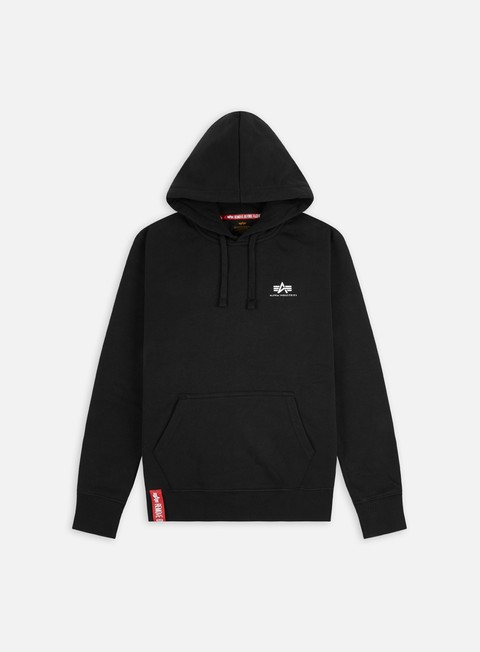 Alpha Industries Basic Small Logo Hoodie