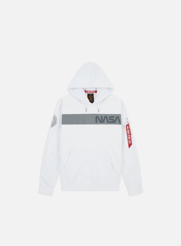 Alpha Industries Nasa RS Hoodie