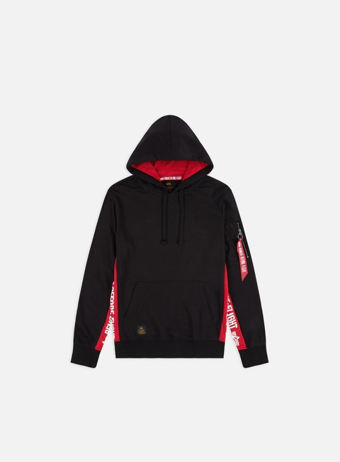 Alpha Industries RBF Inlay Hoodie