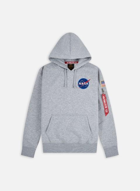 Alpha Industries Space Shuttle Hoodie