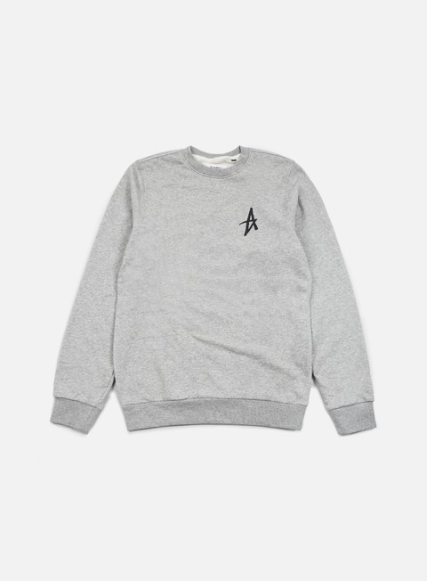 felpe altamont icon crewneck grey heather