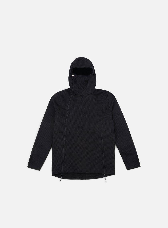 Asics - Tech Full Zip Performance Jacket, Black