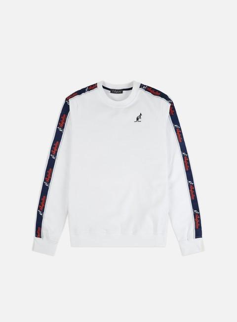 Sale Outlet Crewneck Sweatshirts Australian Banda Felpa Crewneck