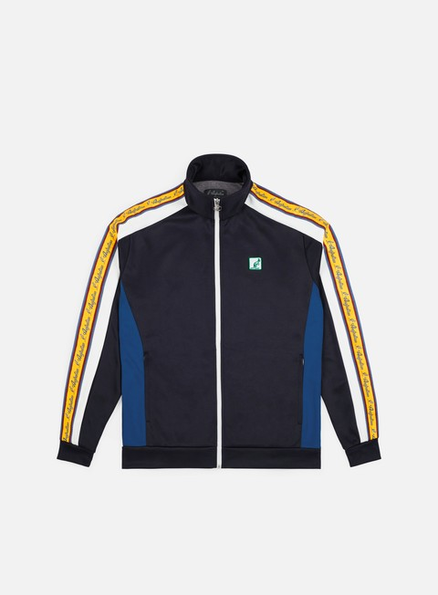 felpe australian banda jacket blu navy