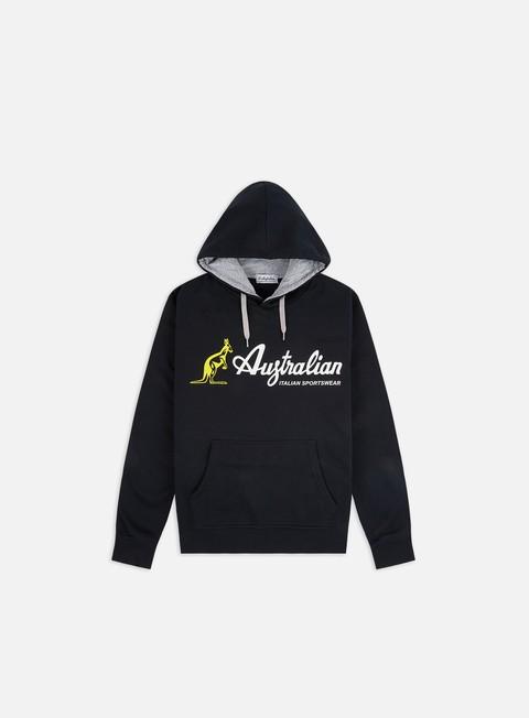 Outlet e Saldi Felpe con Cappuccio Australian Basic Logo Hoodie