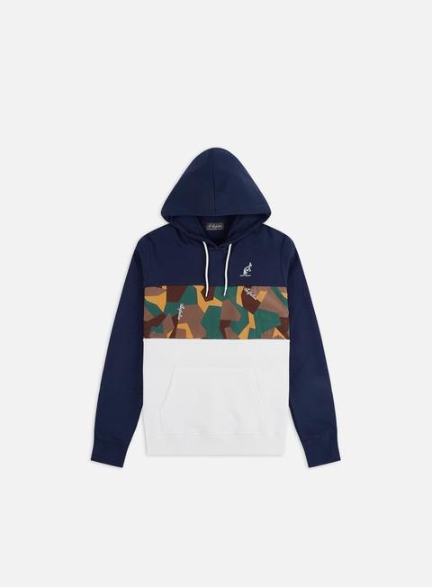 Hooded Sweatshirts Australian Camo Printed Hoodie