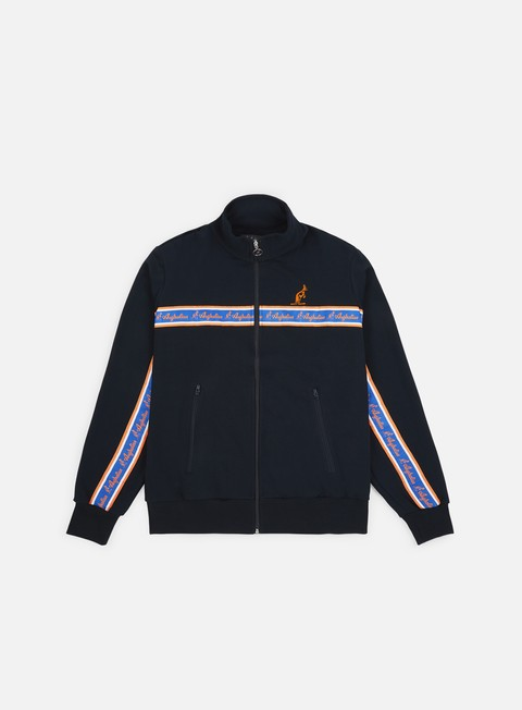 Outlet e Saldi Track Top Australian Chest Banda Fleece Jacket