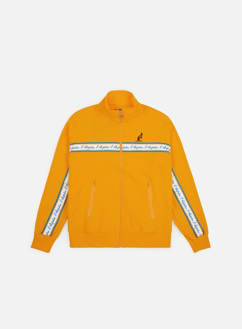 Track Top Australian Chest Banda Fleece Jacket