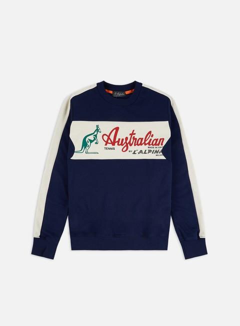Sale Outlet Crewneck Sweatshirts Australian Elio Felpa Crewneck