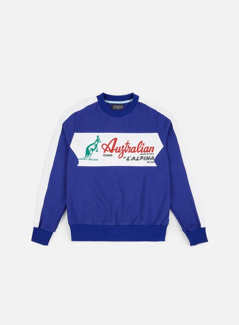 Crewneck Sweatshirts Australian Elio Felpa Spring Crewneck