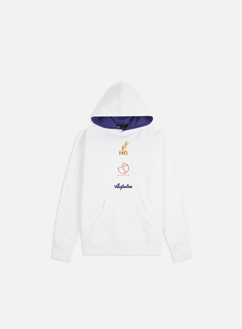 Hooded Sweatshirts Australian HC Embroidered Hoodie