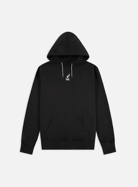 Hooded Sweatshirts Australian HC Program Back Print Hoodie