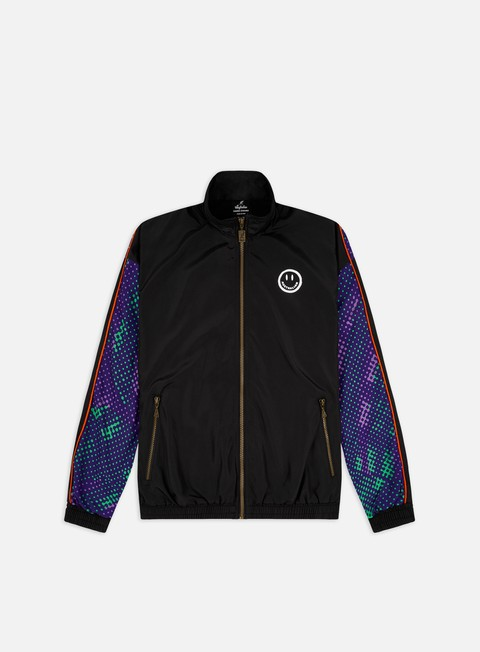 Australian HC Smile Contrast Printed Track Jacket
