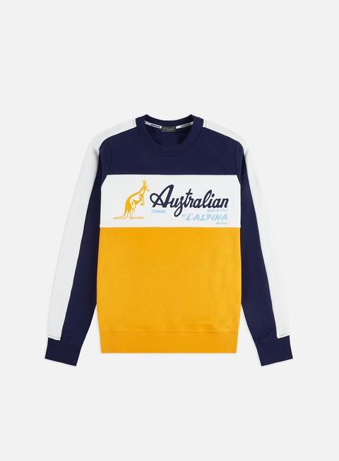 Sale Outlet Crewneck Sweatshirts Australian Heritage Logo Crewneck