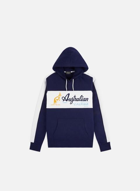 Felpe con Cappuccio Australian Heritage Logo Hoodie