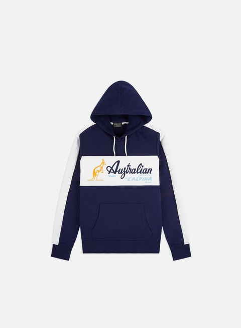 Hooded Sweatshirts Australian Heritage Logo Hoodie
