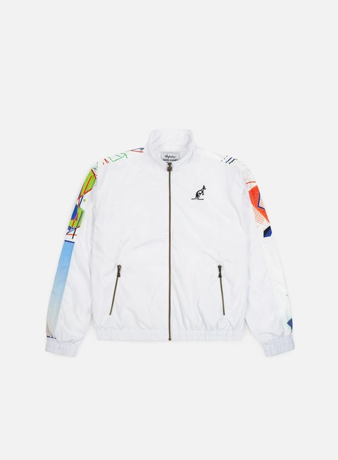 Outlet e Saldi Track Top Australian Kaleido Printed Tape Smash Jacket