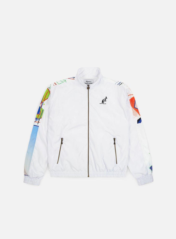 Australian Kaleido Printed Tape Smash Jacket