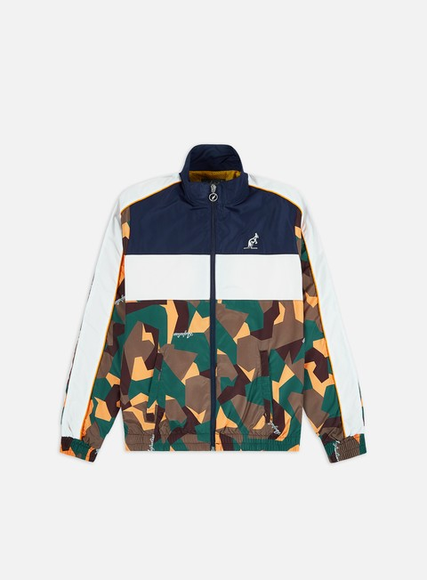Track Top Australian Printed Camo Track Top