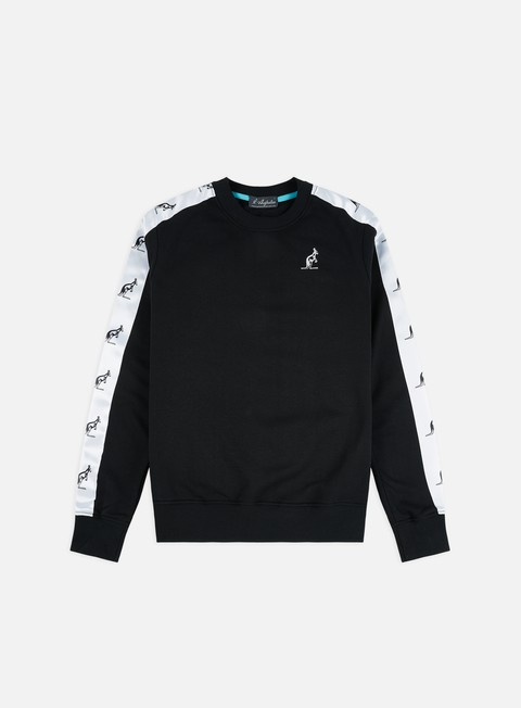 Sale Outlet Crewneck Sweatshirts Australian Roo Tape Crewneck