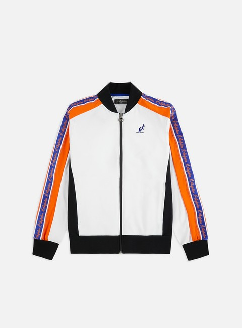 Outlet e Saldi Track Top Australian Varsity Banda Fleece Jacket