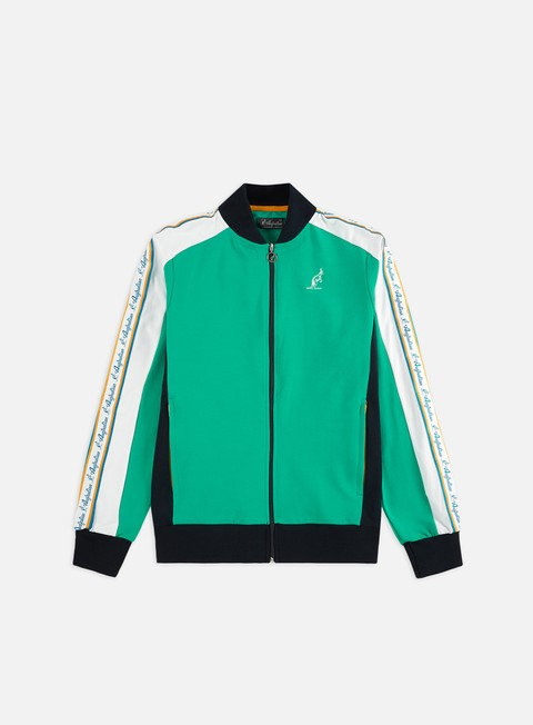 Track Top Australian Varsity Banda Fleece Jacket