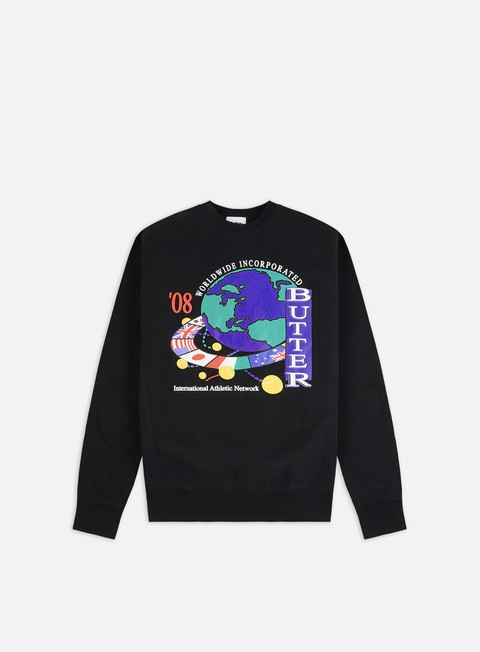 Butter Goods Athletic Network Crewneck