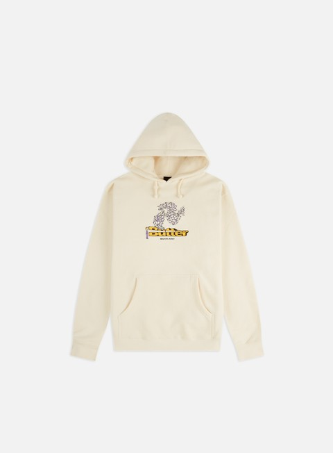 Outlet e Saldi Felpe con Cappuccio Butter Goods Beautiful Music Hoodie