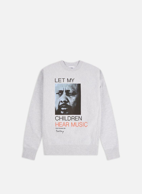 Butter Goods Charles Mingus Let My Children Hear Music Crewneck