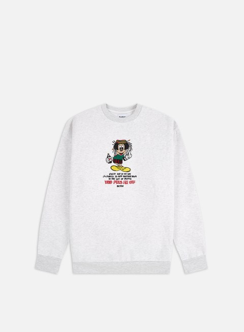 Outlet e Saldi Felpe Girocollo Butter Goods Everyday Crewneck