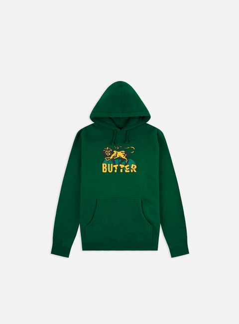 Felpe con Cappuccio Butter Goods Jah Hoodie