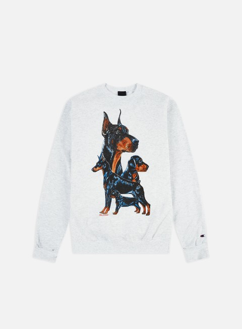 Felpe Girocollo Butter Goods k9 Champion Crewneck