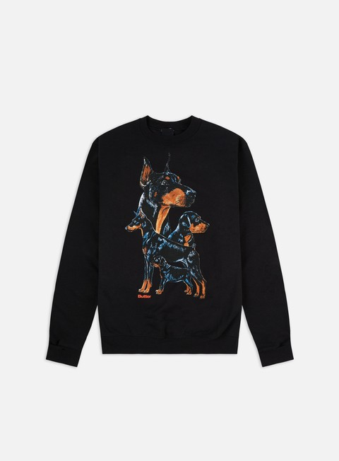 Crewneck Sweatshirts Butter Goods k9 Champion Crewneck