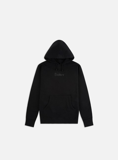 Hooded Sweatshirts Butter Goods Reflective Classic Logo Hoodie