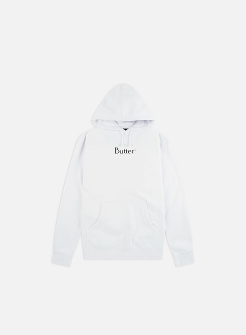 Butter Goods Reflective Classic Logo Hoodie