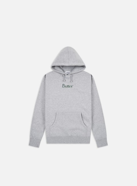 Hooded Sweatshirts Butter Goods Speckle Classic Logo Hoodie