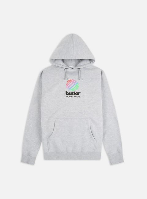 Outlet e Saldi Felpe con Cappuccio Butter Goods Telecom Hoodie
