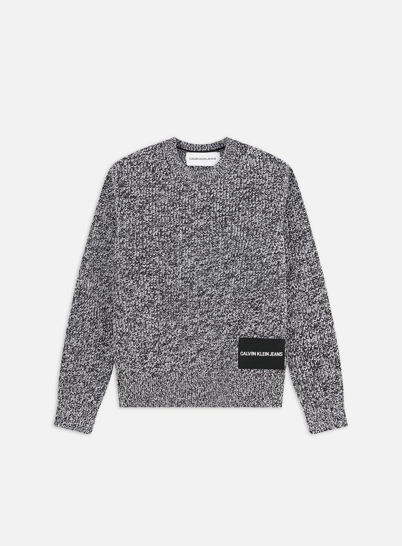 Calvin Klein Jeans Cardigan Stitch Sweater
