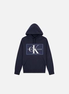 Calvin Klein Jeans Chambray Monogram Hoodie