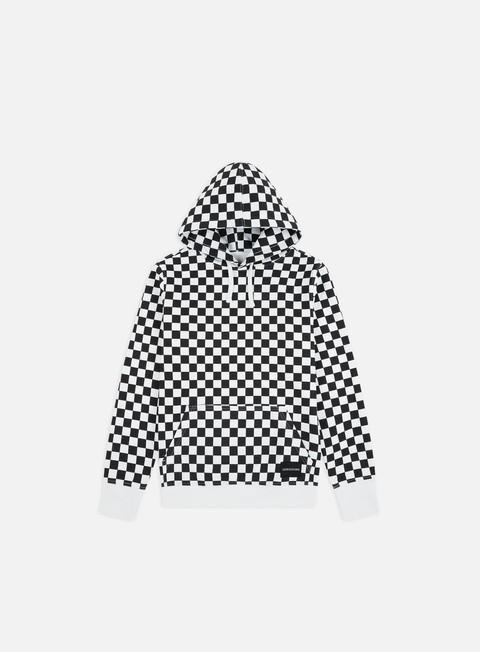Felpe con Cappuccio Calvin Klein Jeans Checkerboard Hoodie
