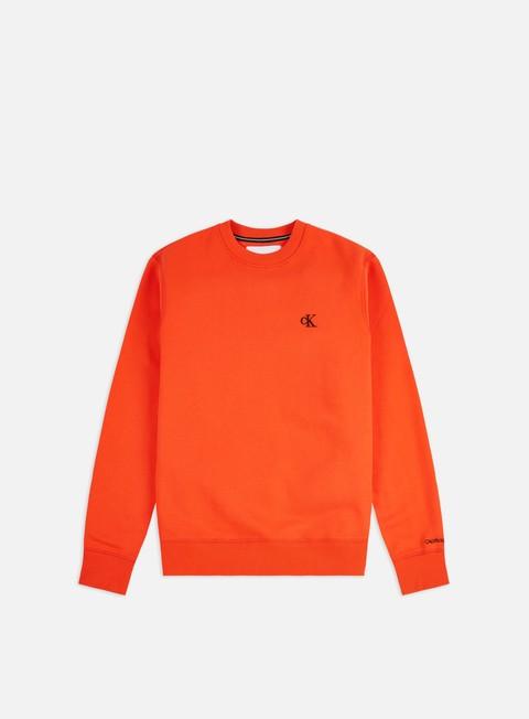 Felpe Girocollo Calvin Klein Jeans CK Essential Crewneck