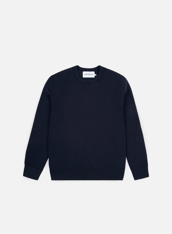 Calvin Klein Jeans CKJ Chest Logo Sweater