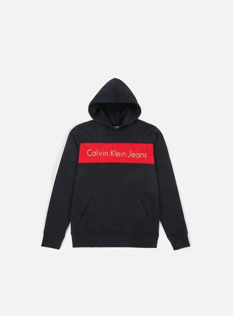 felpe calvin klein jeans hayo 3 hoodie ck black